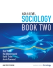Image for AQA A Level Sociology. : Book 2