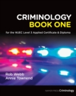 Image for Criminology. : Book one
