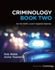 Image for Criminology. : Book two