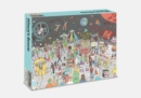 Image for Where's Bowie? 500 piece jigsaw puzzle