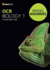 Image for OCR Biology 1 Model Answers