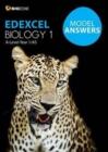 Image for Edexcel Biology 1 Model Answers