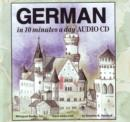 Image for 10 Minutes a Day Audio CD Wallet: German