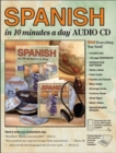 Image for SPANISH in 10 Minutes a Day (R) Audio CD