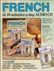 Image for FRENCH in 10 minutes a day (R) Audio CD