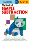 Image for My book of simple subtraction