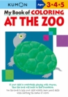 Image for My Book of Coloring: At the Zoo