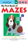Image for My first book of mazes