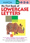Image for My first book of lowercase letters