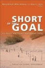Image for Short of the goal  : U.S. policy and poorly performing states