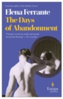 Image for The days of abandonment
