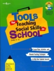Image for Tools for Teaching Social Skills in School : Lessons Plans Activities and Blended Teaching Techniques to Help  Your Students Succeed