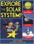 Image for EXPLORE THE SOLAR SYSTEM! : 25 GREAT PROJECTS, ACTIVITIES, EXPERIMENTS