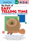 Image for My book of easy telling time