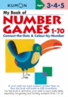 Image for My book of number games 1-70