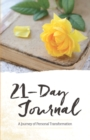 Image for 21-Day Journal : A Journey of Personal Transformation