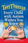 Image for Ten things every child with autism wishes you knew