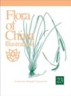 Image for Flora of China Illustrations, Volume 23 - Acoraceae through Cyperaceae