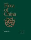 Image for Flora of China, Volume 1 - Introduction