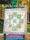 Image for Quilting a circle of nine