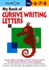 Image for My Book of Cursive Writing: Letters
