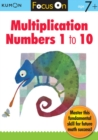 Image for Focus On Multiplication: Numbers 1-10