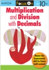 Image for Focus on multiplication and division with decimals