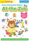 Image for Kumon Step-by-step Stickers: At The Zoo
