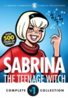 Image for The complete Sabrina the Teenage Witch  : 1962-1965