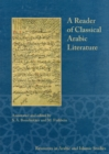 Image for A Reader of Classical Arabic Literature