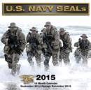 Image for U.S. Navy Seals 2015 : 16-Month Calendar September 2014 Through December 2015