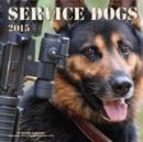 Image for Service Dogs : 16-Month Calendar September 2014 Through December 2015