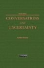 Image for Conversations and Uncertainty