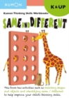 Image for Thinking Skills Same and Different Kindergarten