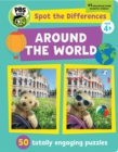 Image for Spot The Differences: Around The World : 50 Totally Engaging Puzzles