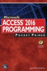Image for Microsoft Access 2016 Programming Pocket Primer