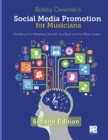 Image for Bobby Owsinski's Social media promotion for musicians  : the manual for marketing yourself, your band, and your music online