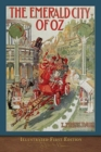 Image for The Emerald City of Oz : Illustrated First Edition