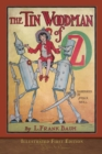 Image for The Tin Woodman of Oz : Illustrated First Edition