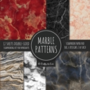 Image for Marble Patterns Scrapbook Paper Pad 8x8 Scrapbooking Kit for Papercrafts, Cardmaking, Printmaking, DIY Crafts, Stationary Designs, Borders, Backgrounds
