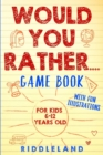 Image for Would You Rather Game Book