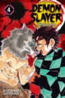 Image for Demon slayer  : kimetsu no yaibaVol. 4