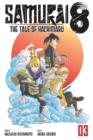 Image for Samurai 8  : the tale of HachimaruVolume 3