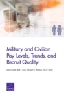 Image for Military and Civilian Pay Levels, Trends, and Recruit Quality