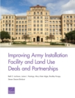 Image for Improving Army Installation Facility and Land Use Deals and Partnerships