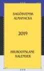 Image for Dagçosvensk almanacka 2019  : hiiurootslane 2019 a. kalender