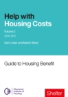 Image for Help with housings costsVolume 2,: Guide to housing benefit, 2020-21