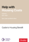 Image for Help with housing costsVolume 2,: Guide to housing benefit 2021-22
