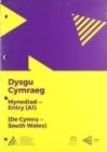 Image for Dysgu Cymraeg: Mynediad/Entry (A1) - De Cymru/South Wales