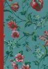 Image for Carnet Blanc, Motif Fleurs, Papier Peint 18e